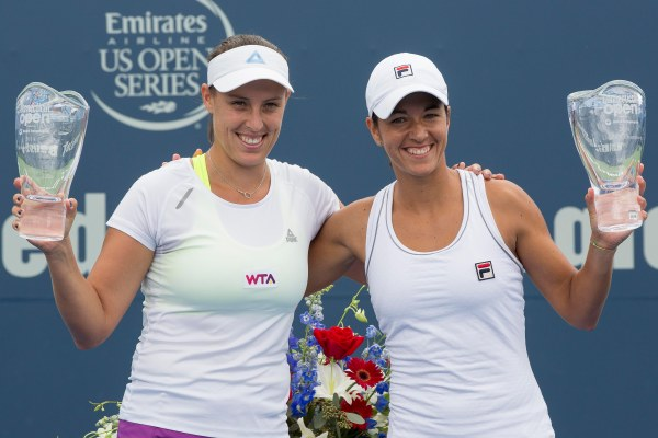 Doubles Winners